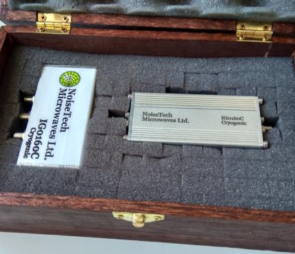 Image showing C-IG0160C cryogenic impedance generator.