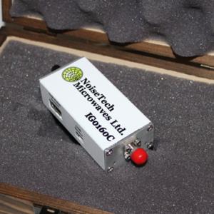 Photo shows NoiseTech's impedance generator (IG0160C)